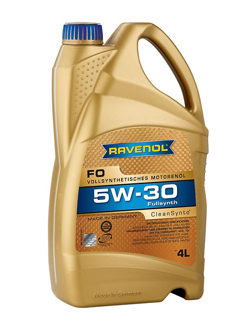 RAVENOL FO SAE 5W-30