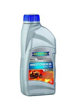 RAVENOL Motobike V-Twin SAE 20W-50 Mineral