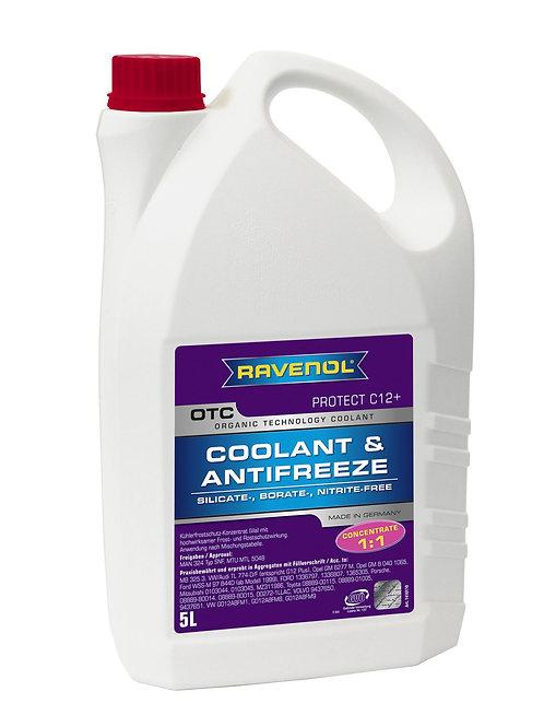 RAVENOL OTC Organic Technology Coolant Concentrate