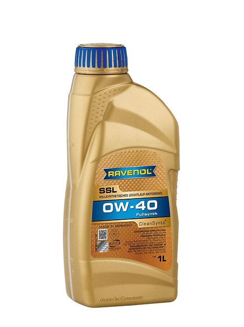 RAVENOL Leichtlauföl SSL 0W-40