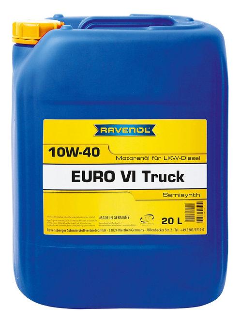 RAVENOL EURO VI Truck SAE 10W-40