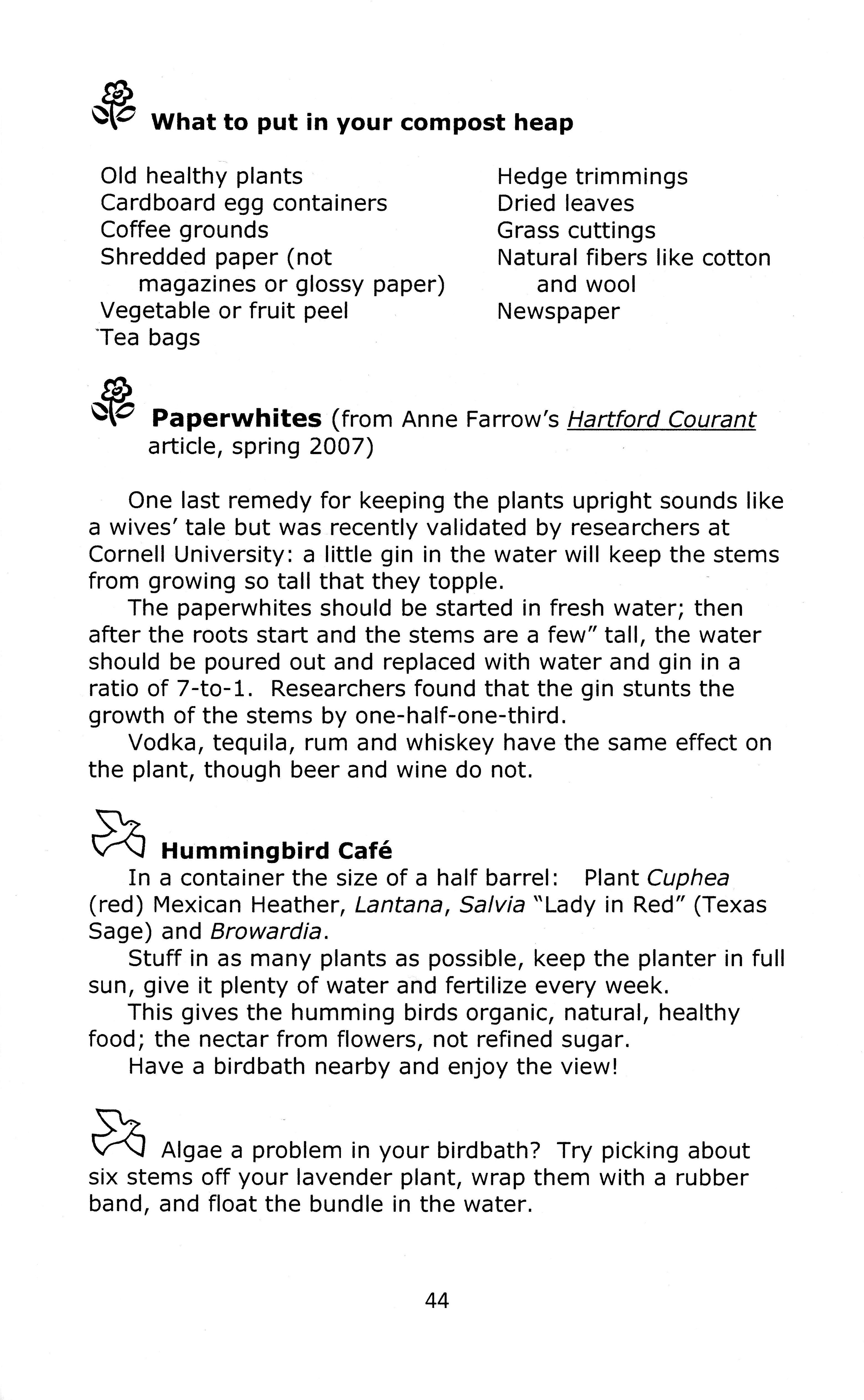 HGC Cookbook pg 44 Scanned