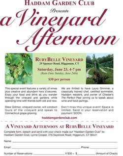 VA IMG_0 Vineyard Afternoon Flier FINAL.