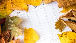 Como adaptar para um calendário híbrido