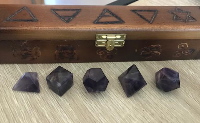 5 sólidos da Alexandra