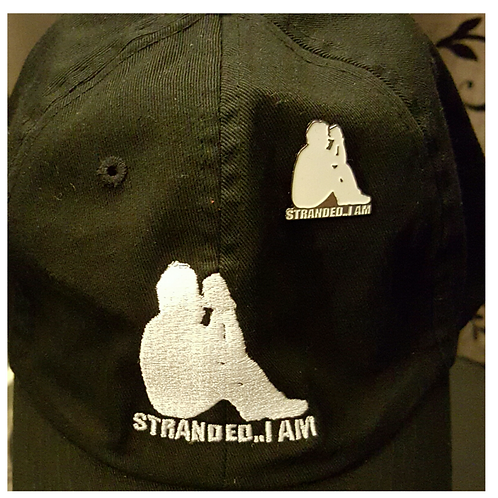 Dad Hats // Original Design with **Lapel Pin**