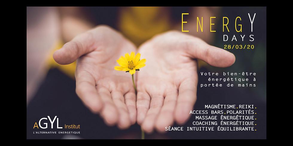 Les Energy Days -  Printemps 2020