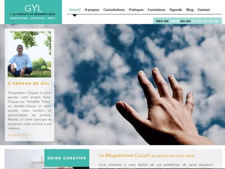 Réservez vos consultations en ligne avec GYL ... l'alternative énergétique.