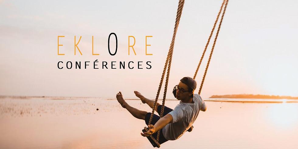 Conférence gratuite EKLORE : « Je me libère de mes croyances limitantes »
