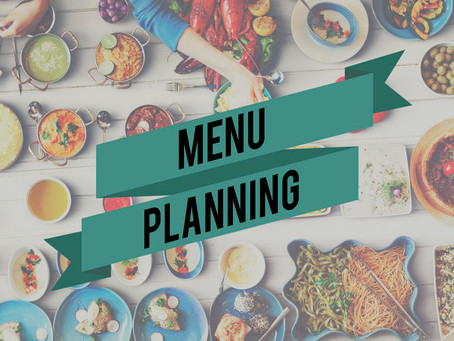 Simple & Easy Meal Planning