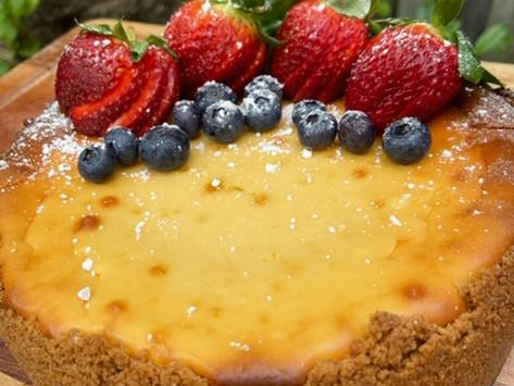 Best Berry Cheesecake