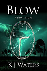 Blow KJ Waters, crime, short story