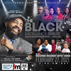 The Black Excellence Tribute