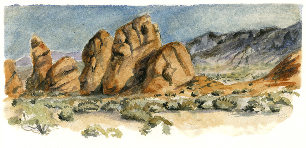 7 SISTERS: VALLEY OF FIRE