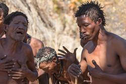 San People, Namibia