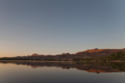 Upper Pahranagat Lake