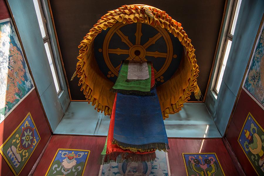 Gachen Lama Khiid temple