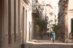 PLAZA VIEJA SIDE STREET