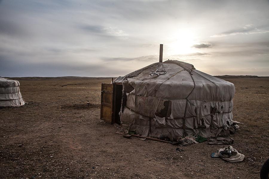 Salt Miner Ger Camp