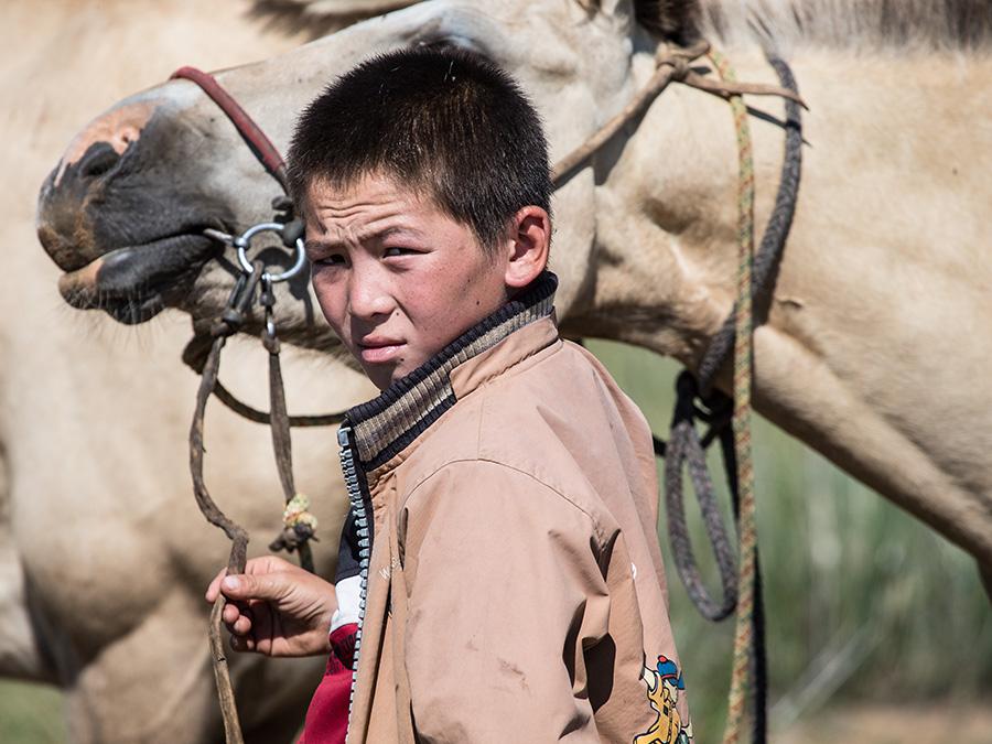 Naadam Rider