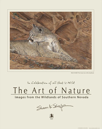 ART OF NATURE POSTER