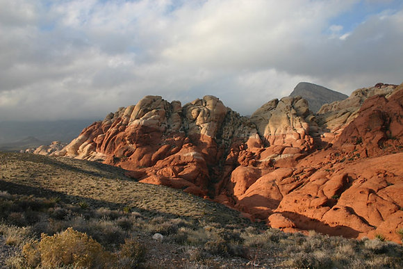 RED ROCK CANYON: Calico Hills