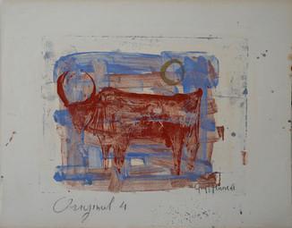 #1108 - Le toro de Camargue