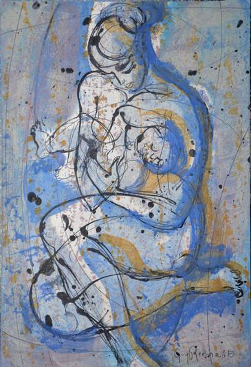 #1048 - La mère et l'enfant