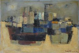#2004 - Le petit port