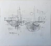 #1007 - Les Barques