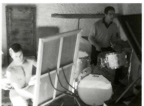 Guy Renne et le trio de Luc Parodi