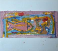 #1062 - Composition au poisson