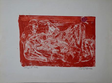 #1083 - Le nu rouge