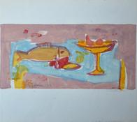 #1059 - Le compotier jaune