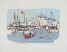 #59 - La barque rouge