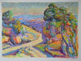 #1239 - Le chemin des collines