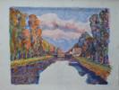 #1240 - Le canal de Bourgogne