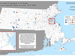 MA Immunization Gap Maps