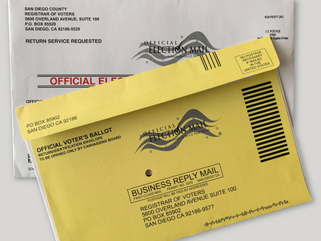 Vote by Mail in the Boston Globe