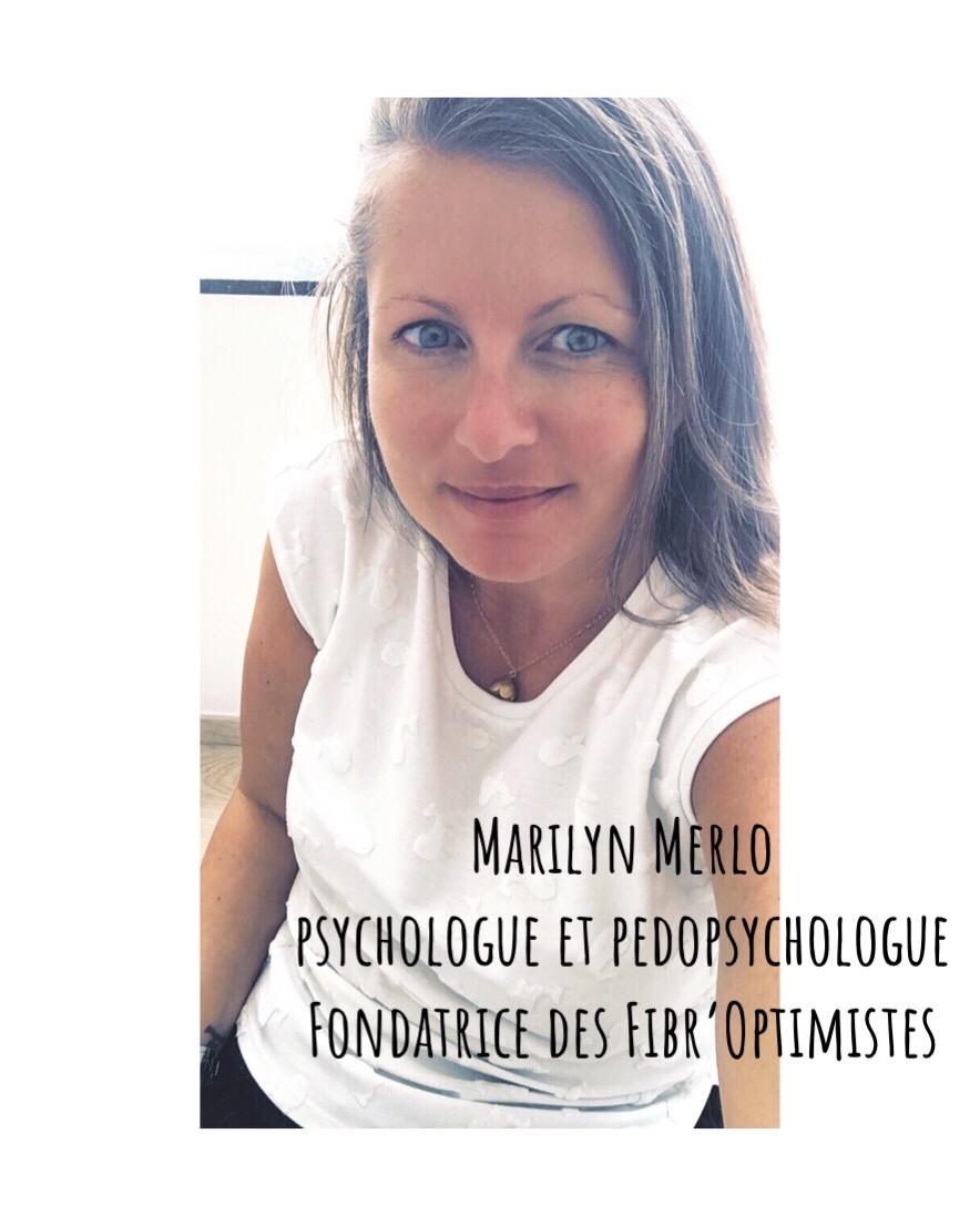Marilyn Merlo psychologue Liège.