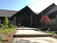 Custom Home Front Entry - Kenosha, WI
