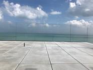 Rooftop Patio - Lake Michigan, Racine, WI