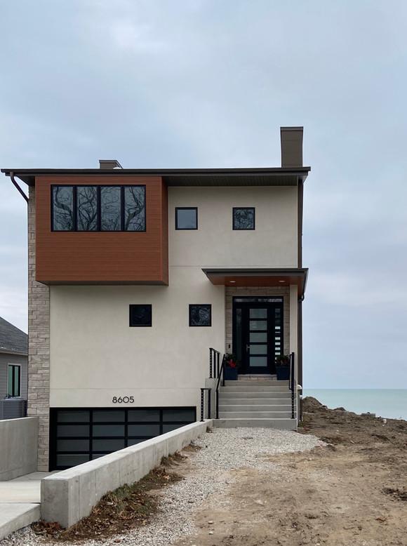 Custom Home, Lakeshore Drive, Pleasant Prairie, WI