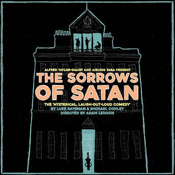The Sorrows of Satan Musical Play Logo Square