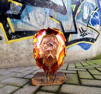 Lion of Copper