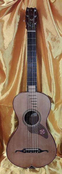 Chitarra Italiana Comuni Antonio 1819
