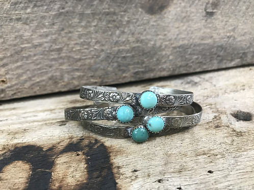 Authentic Turquoise Cuff