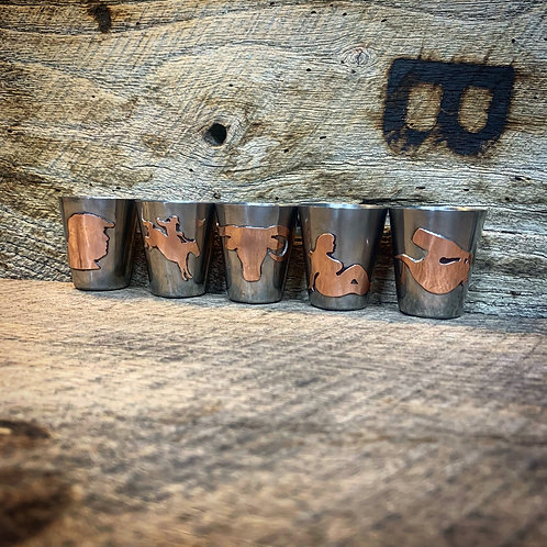Custom Shot Glasses
