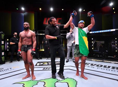 UFC Brings Back Live Sports To Las Vegas