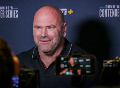 Former Hotel Valet and Ex-Trainer, UFC's Dana White Powers Through Pandemic With MMA Fight Shows